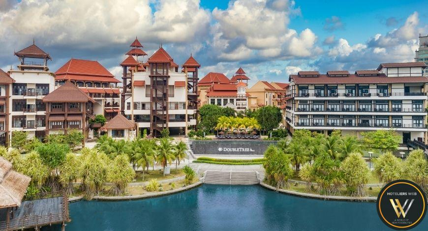 DoubleTree by Hilton debuts in Malaysia's Putrajaya