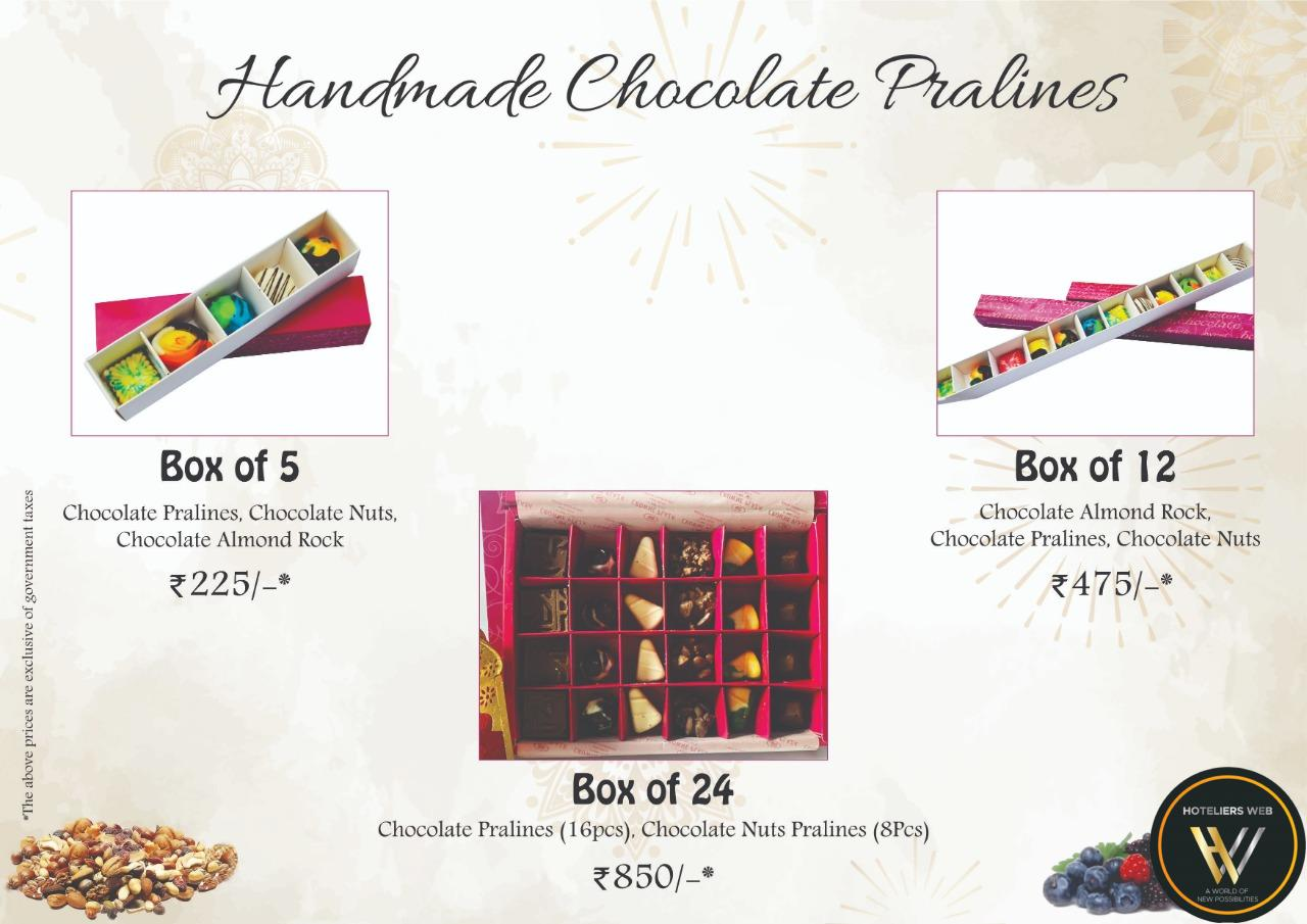 HAPPINESS WITH GOODNESS AT CROWNE PLAZA MAYUR VIHAR