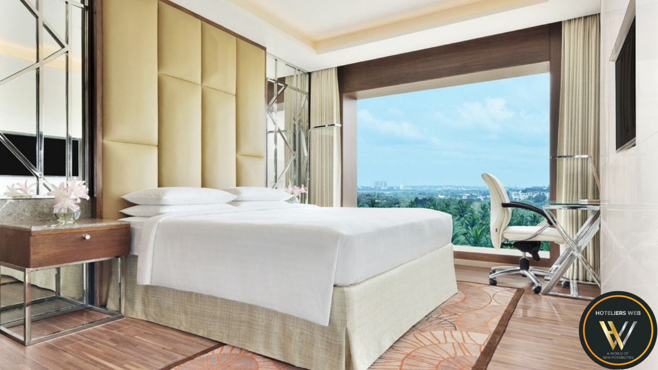A limited time staycation offer across Marriott International hotels in Bengaluru