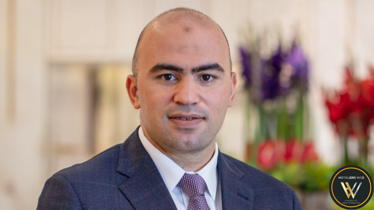 Ikrami Bousaadia appointed as Director of Rooms for The Ritz-Carlton, Doha