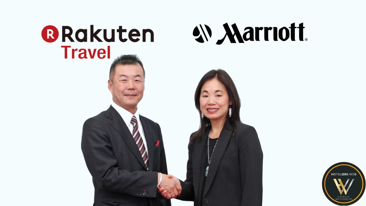 Marriott International and Rakuten Announce Strategic Collaboration to Enhance Travel Experience