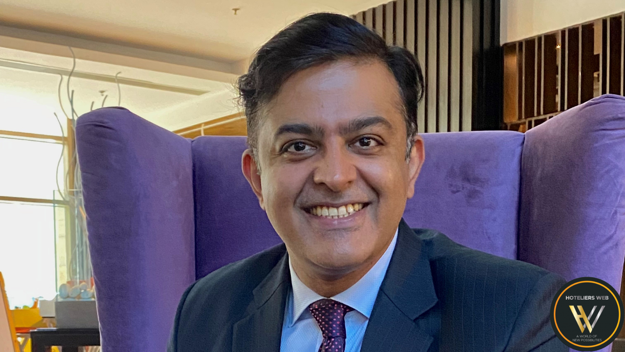 Mohit Kanwal appointed as the GM of Courtyard by Marriott Gurugram Downtown