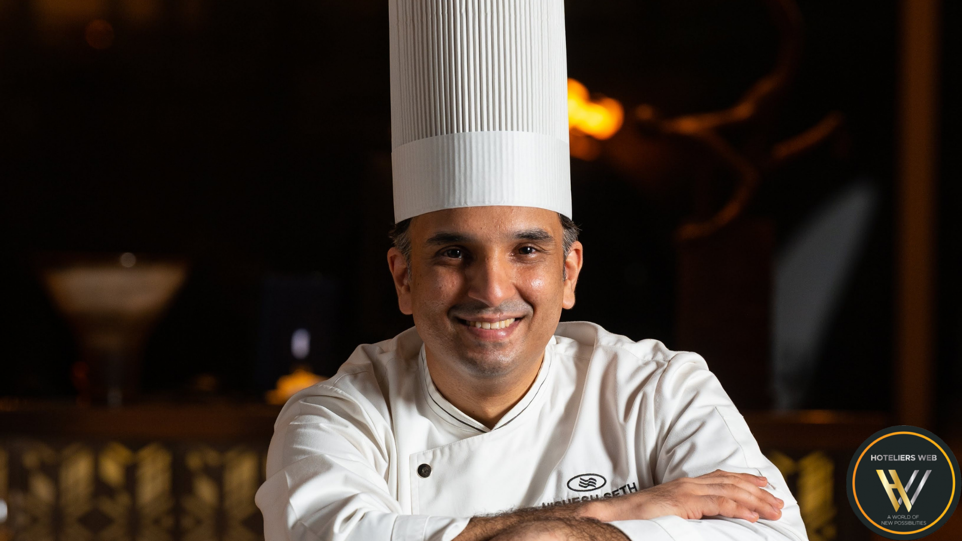 Nishesh Seth appointed as the Executive Chef at Crowne Plaza Jaipur