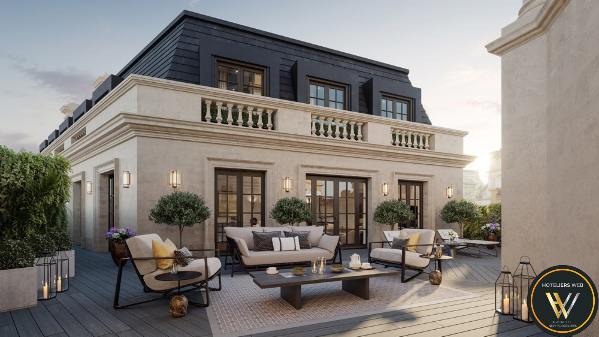 Accor reimagines home ownership with a spectacular collection of branded residences around the world