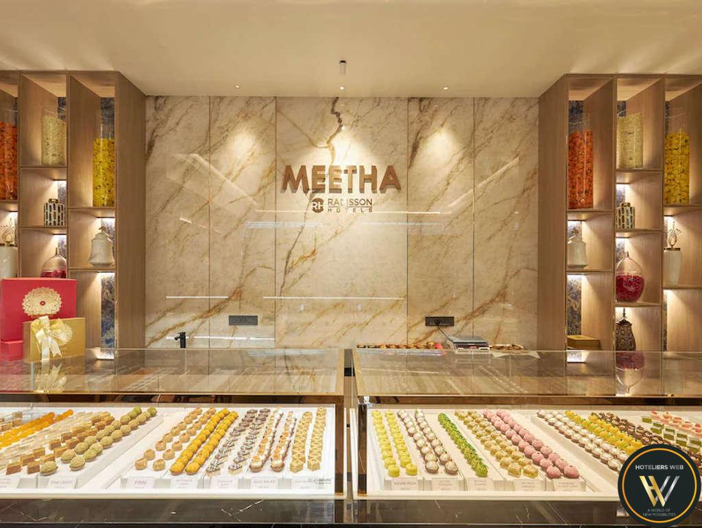 Radisson Hotel Group adds to the festive fervor with the expansion of 'Meetha'; introduces premium retail outlet in Mumbai